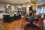 European House Plan Kitchen Photo 01 - Emerald Ridge Luxury Home 071S-0051 | House Plans and More