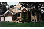 Southern House Plan Front of House 072D-0851