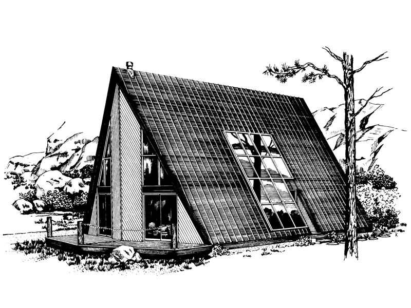 Grants Cabin A-Frame Home Plan 072D-1095   House Plans and More on barn home plans, 12x24 tiny house plans, frame home blueprints, post frame building plans, frame home description, a frame construction plans, simple frame home plans, rustic a frame cabin plans, small efficient house plans, timber home plans, frame house plans, small retirement house plans,