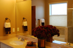 Ranch House Plan Bathroom Photo 02 - Oak Bridge Craftsman Home 072D-1112 | House Plans and More
