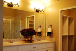 Ranch House Plan Bathroom Photo 03 - Oak Bridge Craftsman Home 072D-1112 | House Plans and More