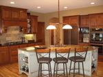 Arts & Crafts House Plan Kitchen Photo 02 - Edsel Arts And Crafts Home 072S-0003 | House Plans and More