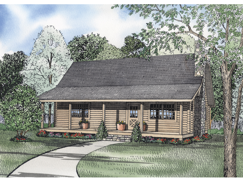 Lodge Point Acadian Cottage Plan 073D-0001 | House Plans and ... on colonial home plans with front porch, rustic house plans with front porch, colonial house plans with front porch, country house plans with front porch, craftsman home plans with front porch, saltbox house plans with front porch, southern house plans with front porch, craftsman house plans with front porch, garage plans with front porch,