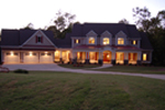 Luxury House Plan Front Photo 02 - Lemonwood Arts And Crafts Home 076D-0204 | House Plans and More