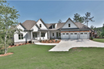 Arts & Crafts House Plan Front Of House 076D-0220