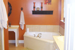 Country House Plan Master Bathroom Photo 01 - Ryegate Ranch Home 077D-0037 | House Plans and More