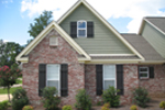 Traditional House Plan Front Photo 02 - Haddonfield Country Home 077D-0097 | House Plans and More