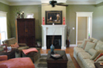 Traditional House Plan Great Room Photo 02 - Haddonfield Country Home 077D-0097 | House Plans and More