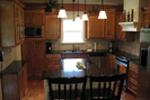 Traditional House Plan Kitchen Photo 02 - Haddonfield Country Home 077D-0097 | House Plans and More