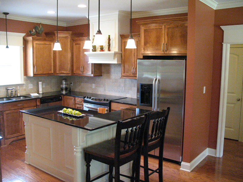 Traditional House Plan Kitchen Photo 03 - Haddonfield Country Home 077D-0097 | House Plans and More