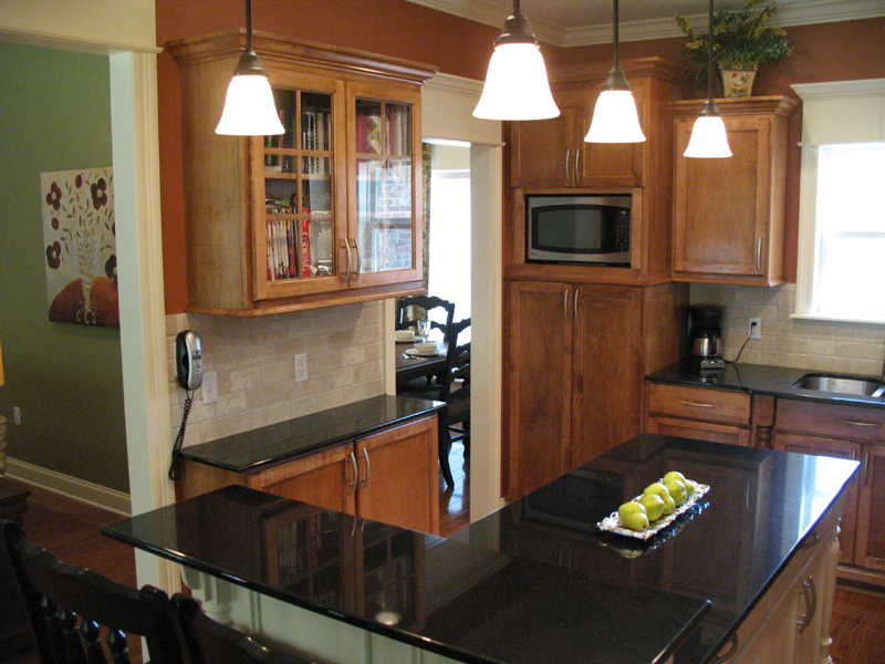Traditional House Plan Kitchen Photo 04 - Haddonfield Country Home 077D-0097 | House Plans and More