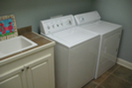 Traditional House Plan Laundry Room Photo - Haddonfield Country Home 077D-0097 | House Plans and More