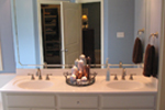 Traditional House Plan Master Bathroom Photo 02 - Haddonfield Country Home 077D-0097 | House Plans and More