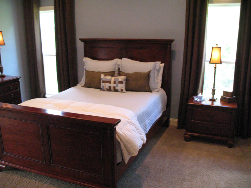 Traditional House Plan Master Bedroom Photo 01 - Haddonfield Country Home 077D-0097 | House Plans and More