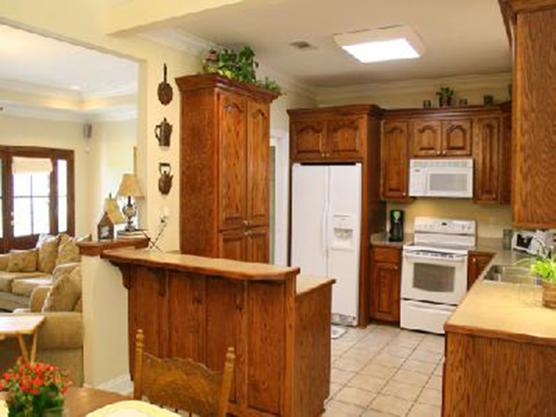 Craftsman House Plan Kitchen Photo 02 - Ridgeforest Craftsman Home 077D-0138 | House Plans and More