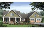 Home Has Authentic Classic Arts & Crafts Details