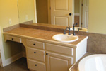 Farmhouse Plan Master Bathroom Photo 01 - Westover Lane Country Home 077D-0264 | House Plans and More