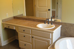 Farmhouse Plan Master Bathroom Photo 02 - Westover Lane Country Home 077D-0264 | House Plans and More