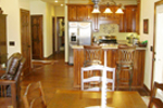 Country House Plan Kitchen Photo 03 - Monticello Waterfront Home 080D-0003 | House Plans and More
