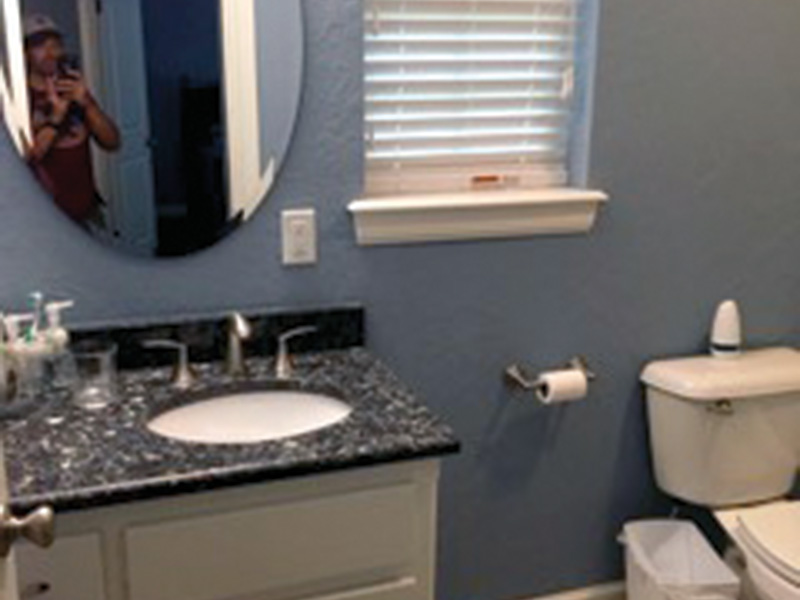 Ranch House Plan Bathroom Photo 01 - Adirondack Rustic Dream Home 080D-0012   House Plans and More
