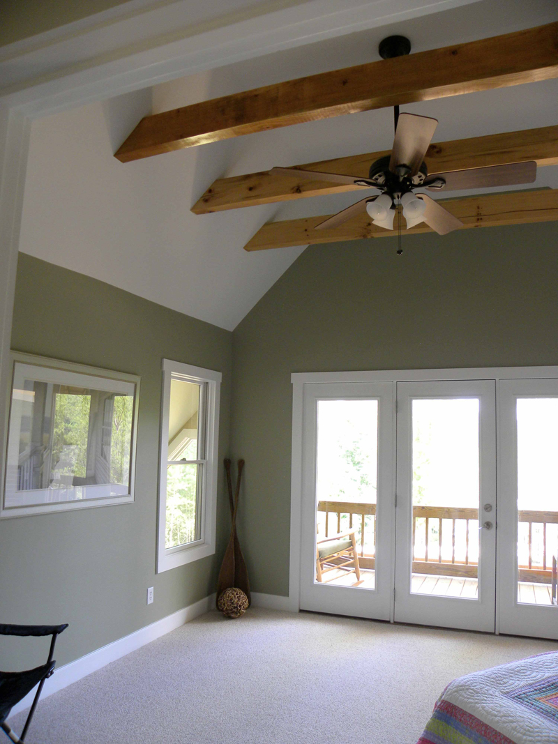 Ranch House Plan Bedroom Photo 01 - Adirondack Rustic Dream Home 080D-0012   House Plans and More