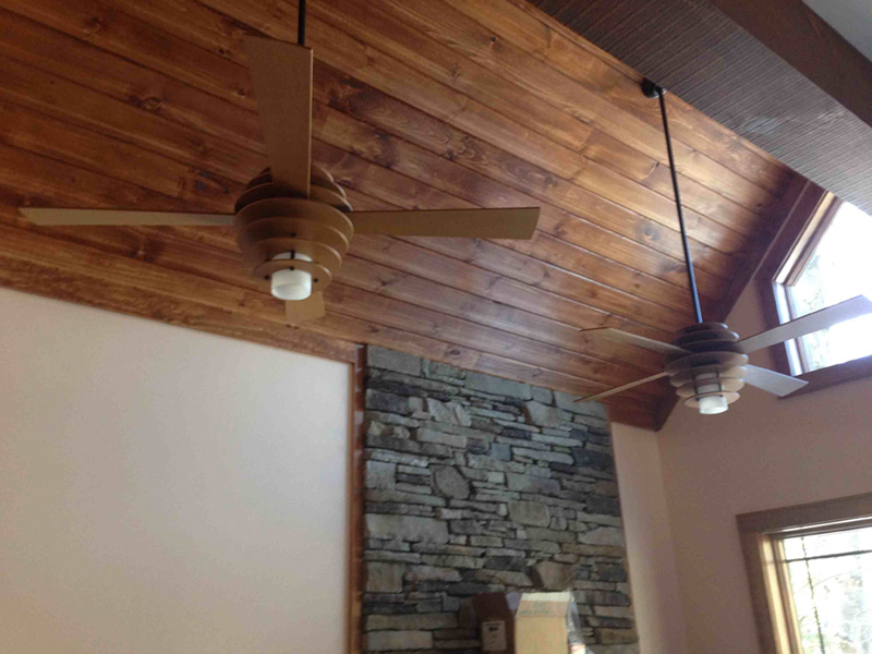 Ranch House Plan Ceiling Photo - Adirondack Rustic Dream Home 080D-0012   House Plans and More