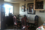 Ranch House Plan Dining Room Photo 01 - Adirondack Rustic Dream Home 080D-0012   House Plans and More
