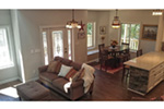 Ranch House Plan Family Room Photo 04 - Adirondack Rustic Dream Home 080D-0012   House Plans and More
