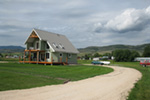 Ranch House Plan Front Photo 11 - Adirondack Rustic Dream Home 080D-0012   House Plans and More