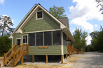 Ranch House Plan Front of Home Photo 12 - Adirondack Rustic Dream Home 080D-0012   House Plans and More