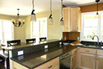 Ranch House Plan Kitchen Photo 01 - Adirondack Rustic Dream Home 080D-0012   House Plans and More