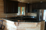 Ranch House Plan Kitchen Photo 05 - Adirondack Rustic Dream Home 080D-0012   House Plans and More