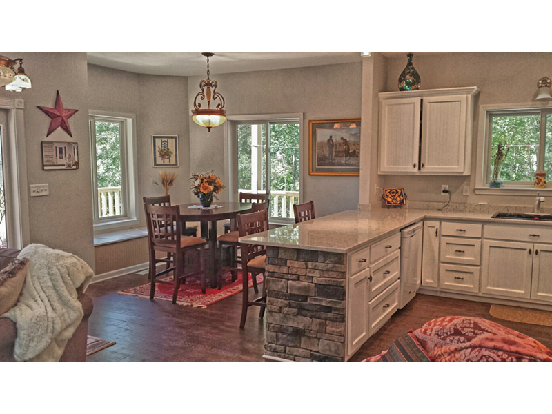 Ranch House Plan Kitchen Photo 08 - Adirondack Rustic Dream Home 080D-0012   House Plans and More