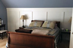 Ranch House Plan Master Bedroom Photo 01 - Adirondack Rustic Dream Home 080D-0012   House Plans and More