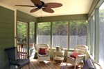 Ranch House Plan Porch Photo 02 - Adirondack Rustic Dream Home 080D-0012   House Plans and More