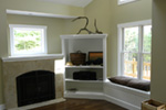 Ranch House Plan Sitting Area Photo - Adirondack Rustic Dream Home 080D-0012   House Plans and More