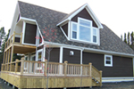 House Plan Front of Home 080D-0013