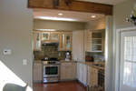 Arts & Crafts House Plan Kitchen Photo 02 - Antares Vacation Home 080D-0014 | House Plans and More