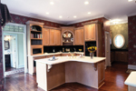 Country French House Plan Kitchen Photo 02 - Avanti Acadian Country Home 082S-0003   House Plans and More
