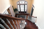 Country French House Plan Stairs Photo 01 - Avanti Acadian Country Home 082S-0003   House Plans and More