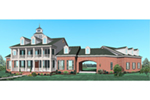 Southern House Plan Front of House 087S-0328