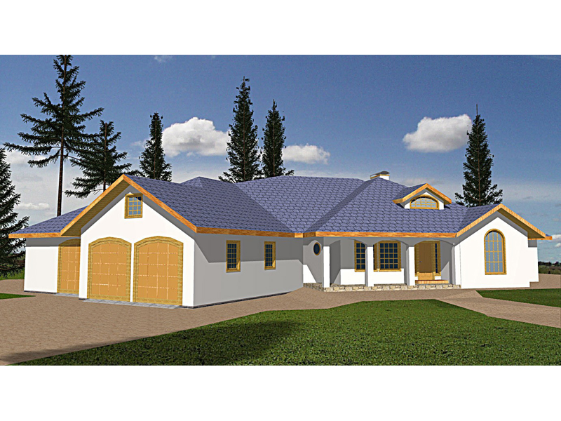 Anabelle Park Ranch Home Plan 088D-0092   House Plans and More on small house plans with angled garage, ranch house plans with 3 car garage, ranch home designs floor plans, ranch home with two car garage, ranch homes with walkout basement house plans, house plans with angled attached garage,