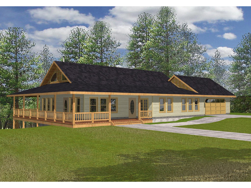 Colombo Rustic Mountain Home Plan 088d 0102 House Plans