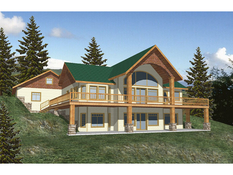 Morelli Waterfront Home Plan 088D-0116 | House Plans and More
