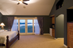 Craftsman House Plan Bedroom Photo 01 - Neema Luxury Arcadian Home 091D-0021 | House Plans and More