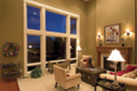 Craftsman House Plan Great Room Photo 02 - Neema Luxury Arcadian Home 091D-0021 | House Plans and More