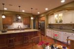 Craftsman House Plan Kitchen Photo 01 - Neema Luxury Arcadian Home 091D-0021 | House Plans and More