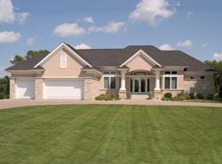 Sunbelt Home Plans Front of House 091D-0028