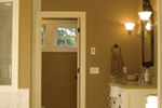 Colonial House Plan Master Bathroom Photo 01 - Modeso Craftsman Home 091D-0468 | House Plans and More
