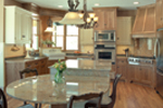 Arts & Crafts House Plan Kitchen Photo 01 - Price Meadow Country French 091D-0470 | House Plans and More